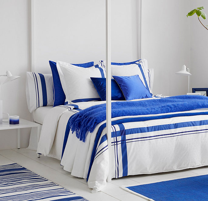 White & Blue – Casa Rural Sabariz